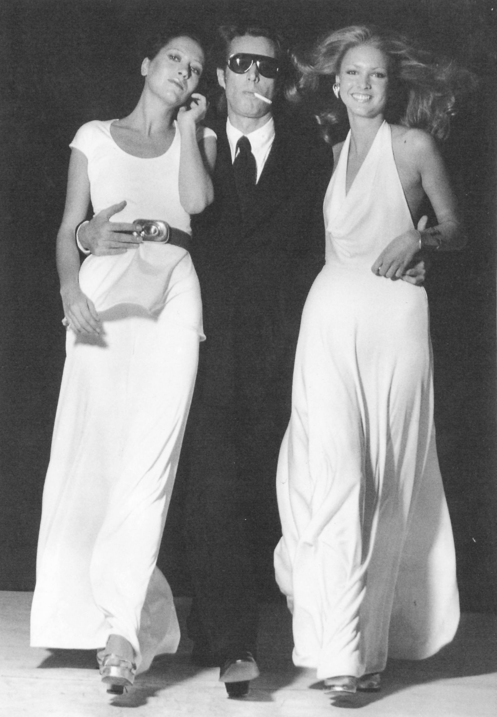 2103ee9c92f UltraSuede  In Search Of Halston. A Documentary On Designer Halston ...