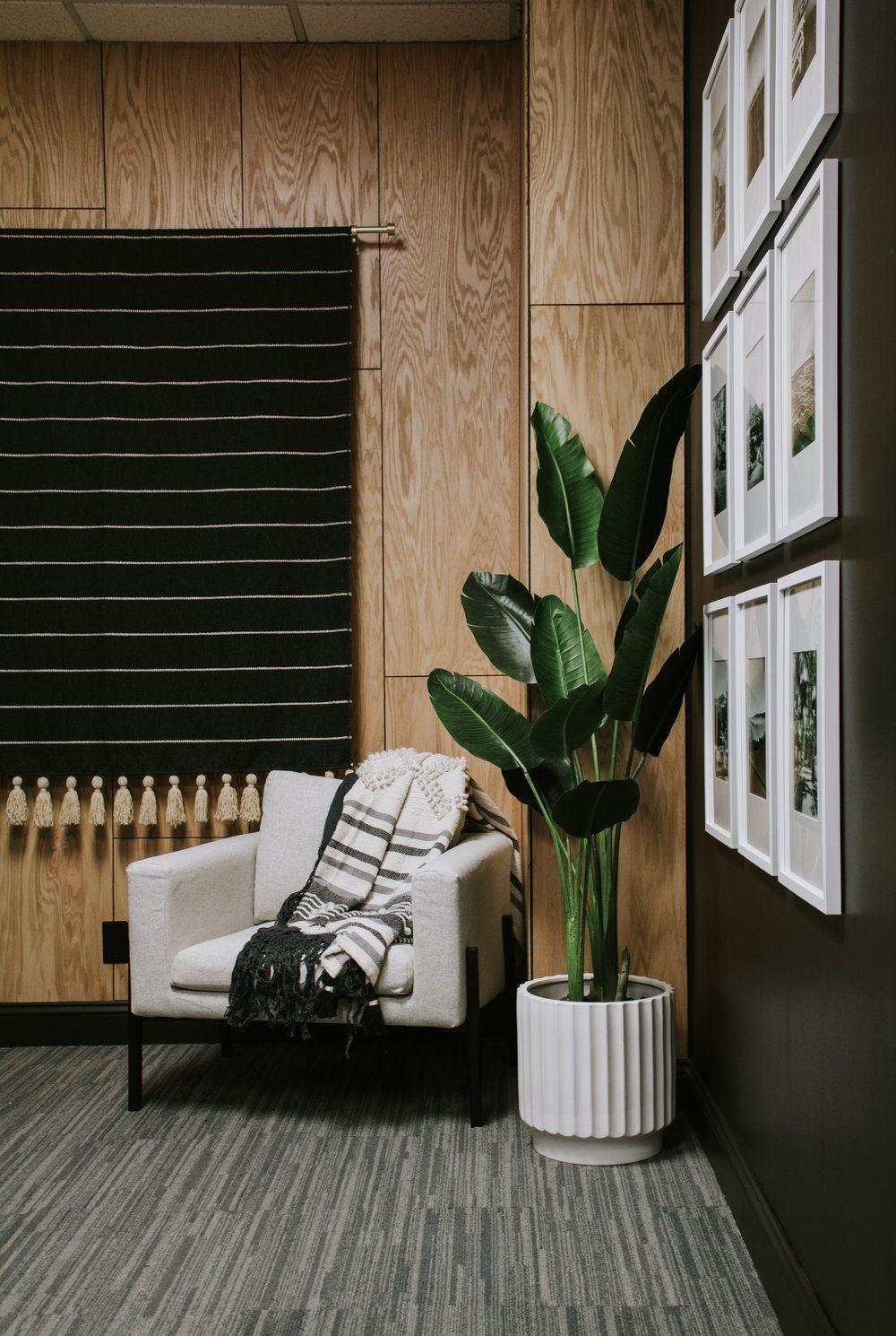 Speak Podcast Studio Reveal Before After Interior Design
