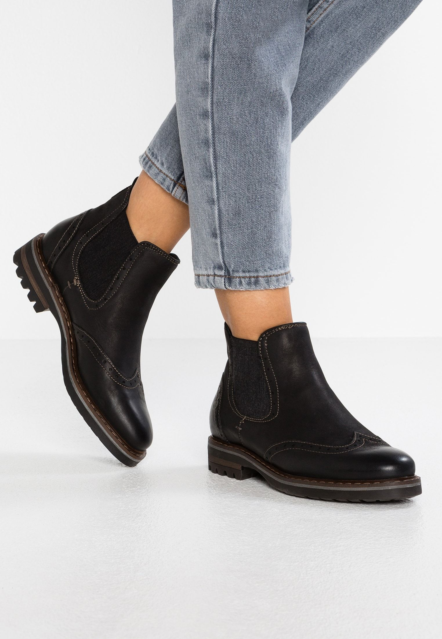 Pier One Ankle boots black Zalando.co.uk   Black ankle
