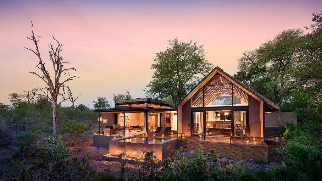 Singita Ebony Lodge, Sabi Sand Reserve, Mpumalanga Lion