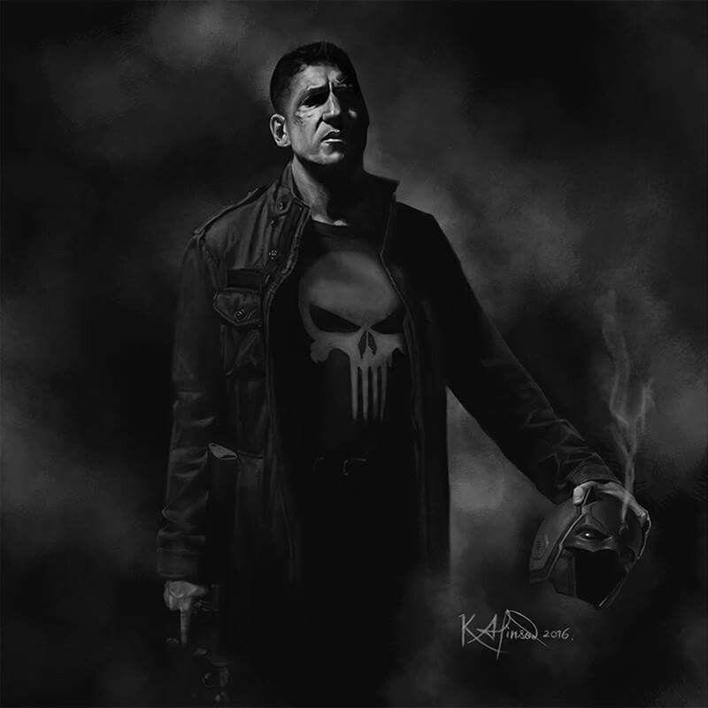 Frank Castle by SuperKal