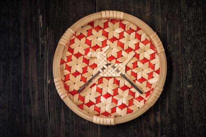 裂く、編む、作る。小京都・角館のイタヤ細工。|行くぜ、東北。 | casabrutus.com