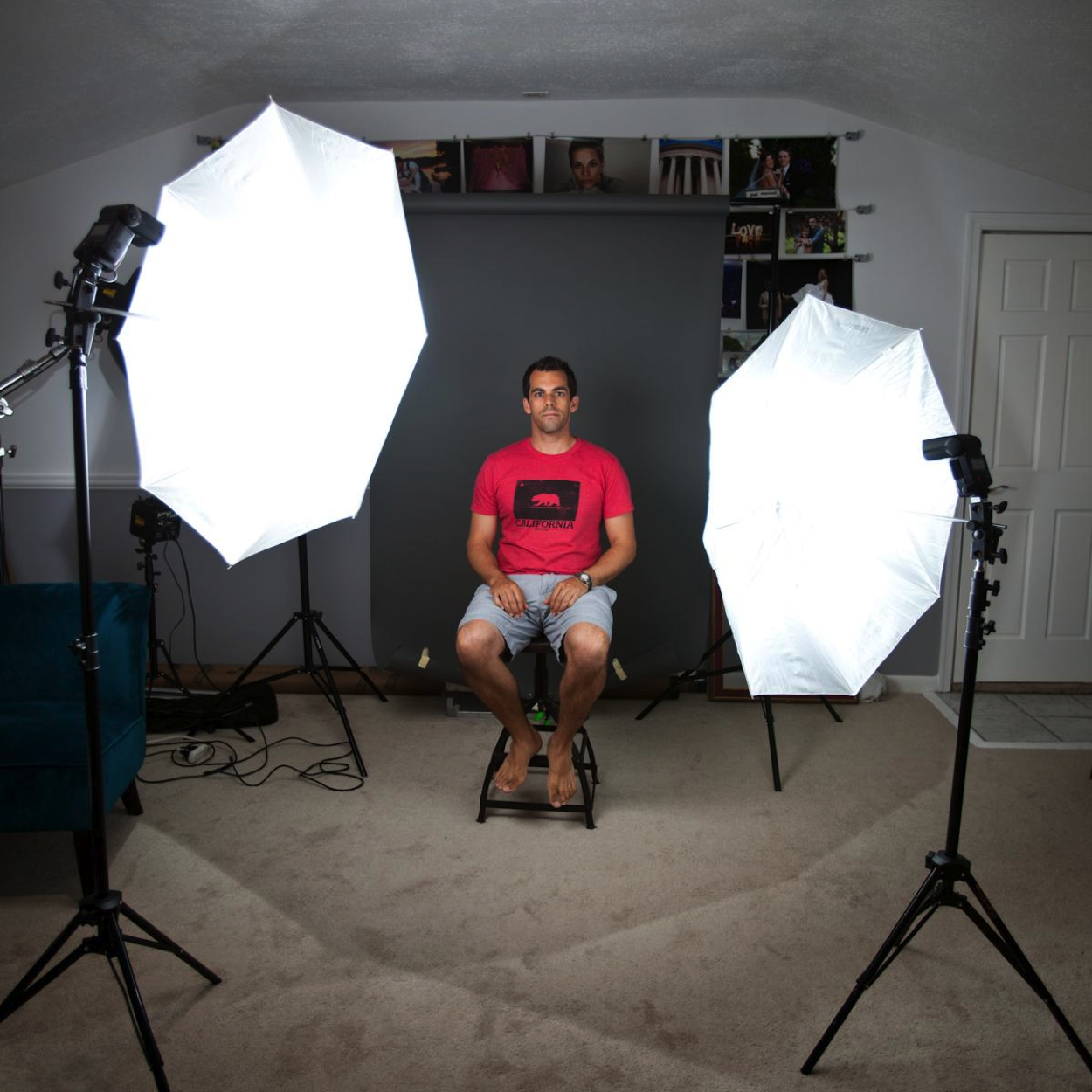 Lighting People for the Best Portrait Photography | Portrait ... for Umbrella Photography Lights  193tgx