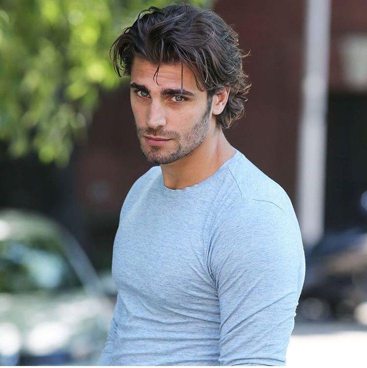 Mario Ermito Medium Length Hair Men Mens Hairstyles Thick Hair Mens Hairstyles Medium