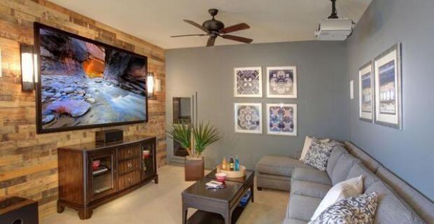 Paredes revestidas madera tendencia ideas decoracion casa - Decorar paredes con palets ...