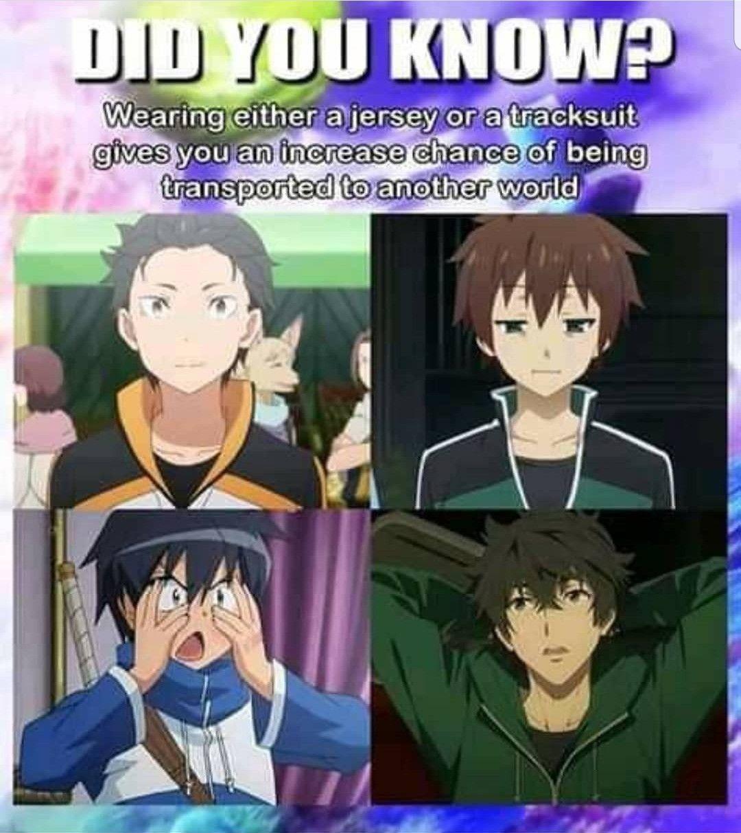Pin by Hatsume_Meguri on Everything Otaku Anime memes