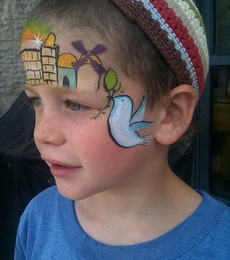 Jerusalem Design Facepainting And Henna For Simchas- And