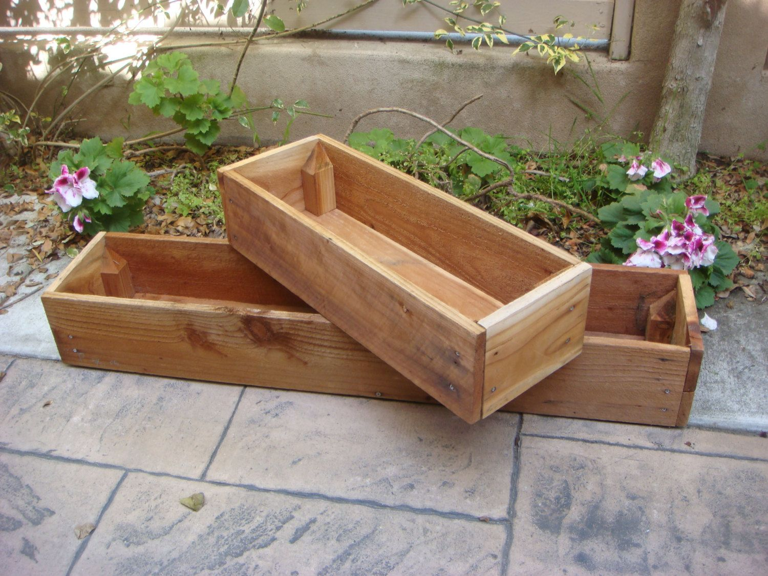 Choosing Wooden Planters Home and Interior Design Ideas