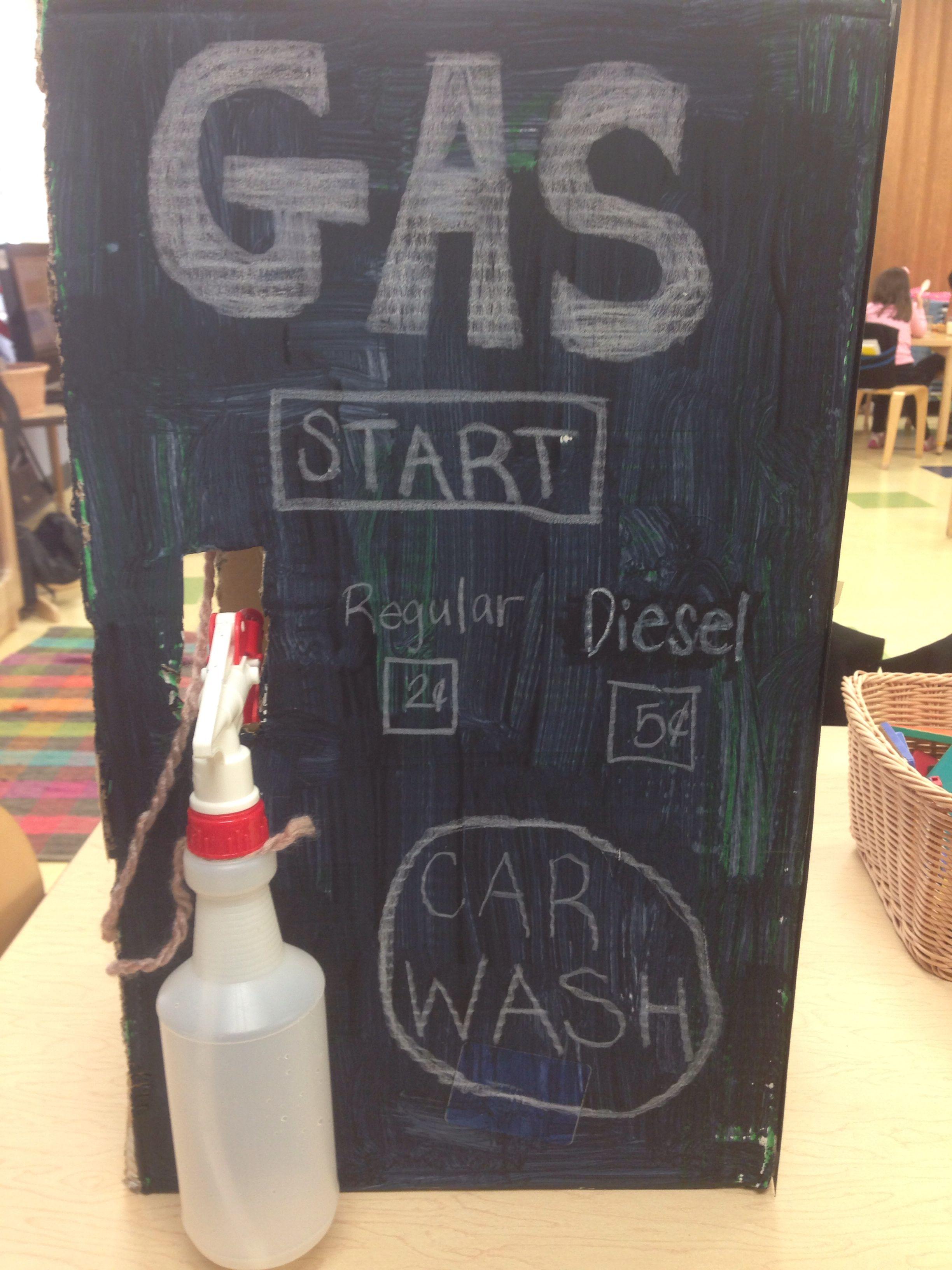 Gas Pump For Transportation Unit