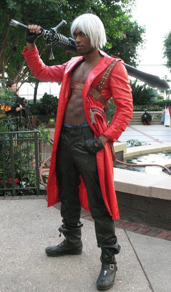 black dante cosplayers | Black Cosplayers #black cosplayer ...
