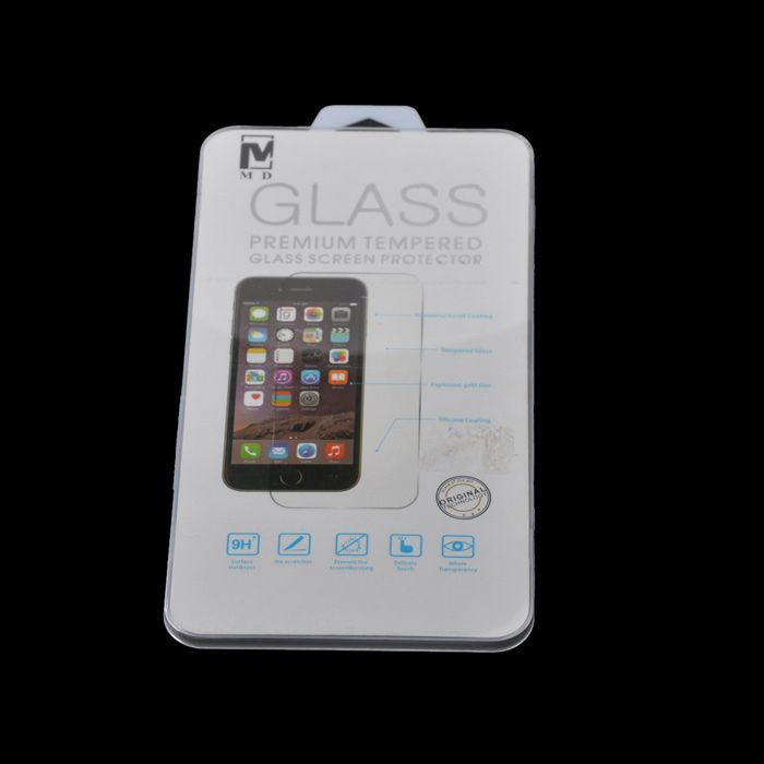 Explosion-proof Tempered Glass Film Screen Protector for LG G2 - Transparent