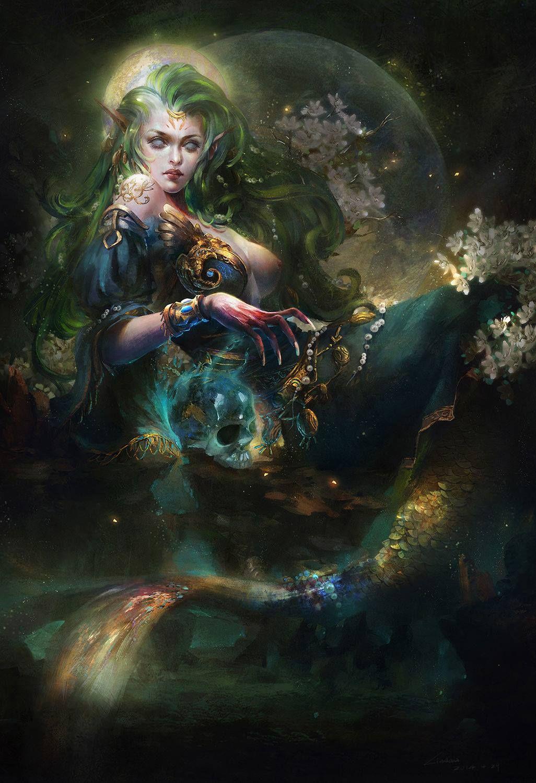 Pin by Ero -Sennin on Digital/Traditional Art | Fantasy ...