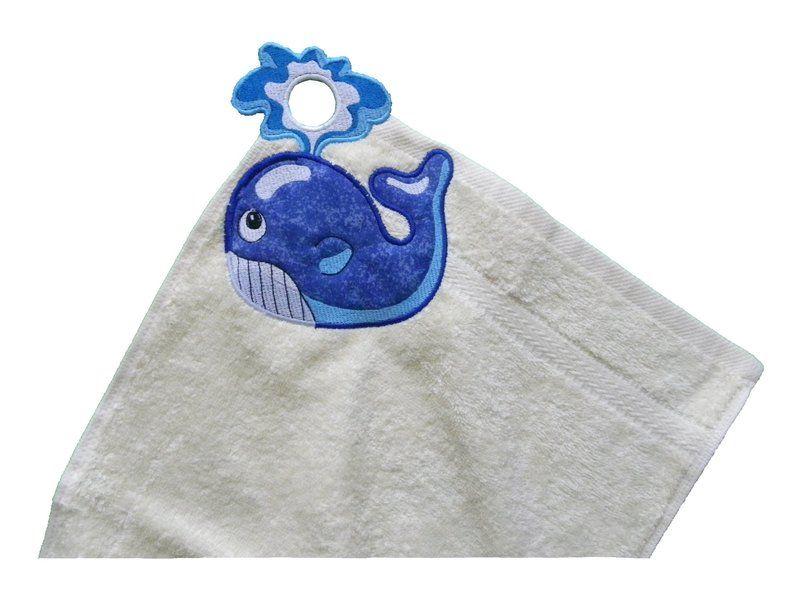 Mit sem Handtuch vergessen Sie immer nicht halten