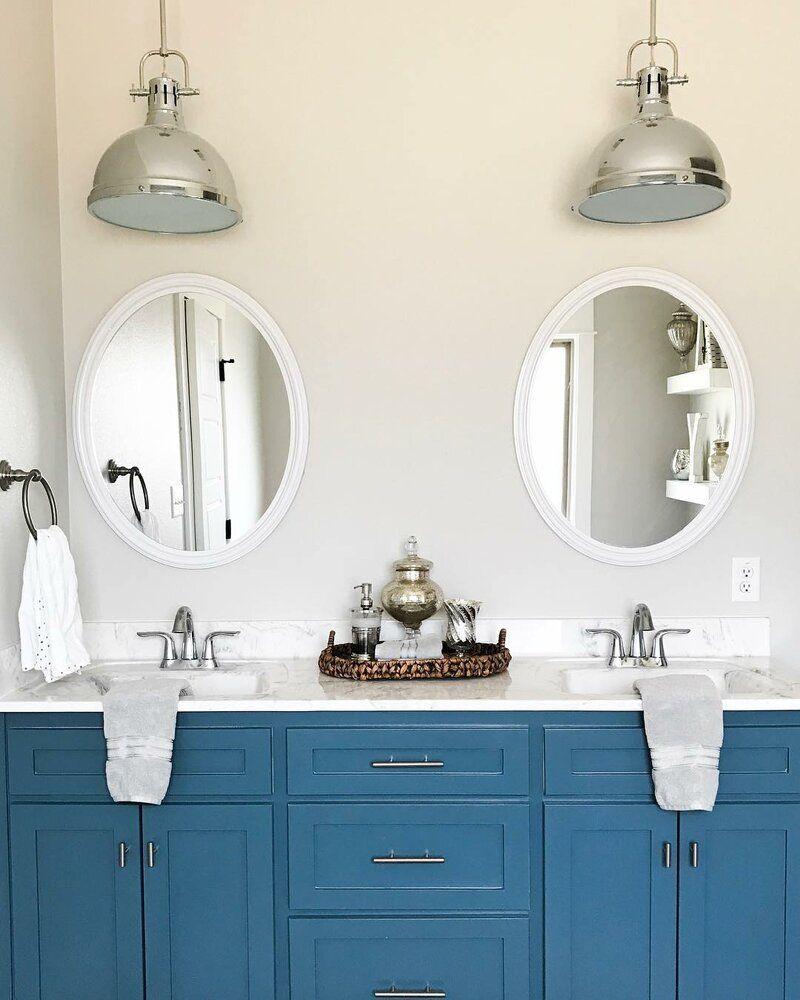 Bodalla 10 - Light Single Dome Pendant in 10  Eclectic bathroom