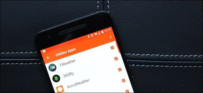 How to Hide Apps from Android's App Drawer with Nova