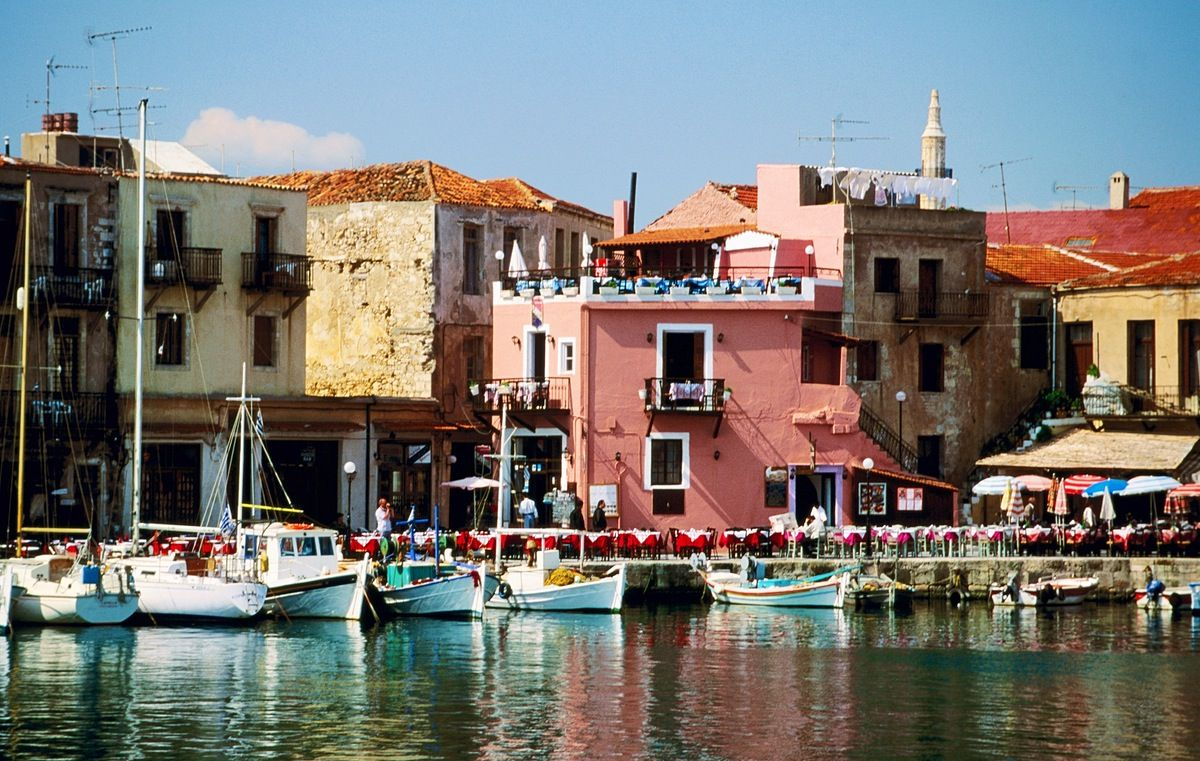 Rethymno is a wild beauty. Endless ribbons of mountain roads wind through the…