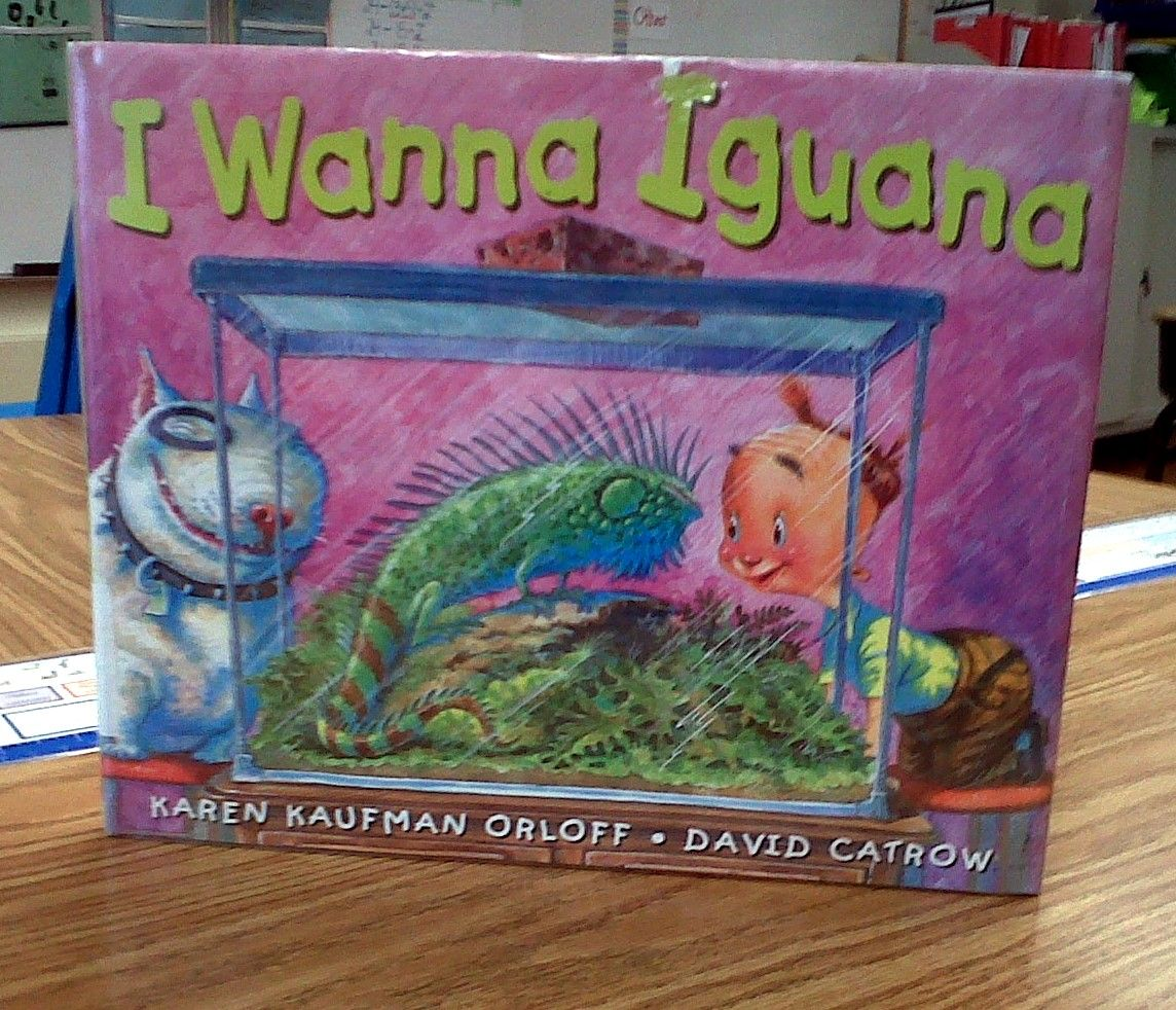 A Persuasive Writing Lesson Using This Oh So Cute Book