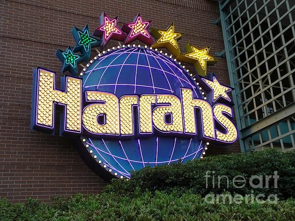 Harrah's of New Orleans: photo by Saundra Myles