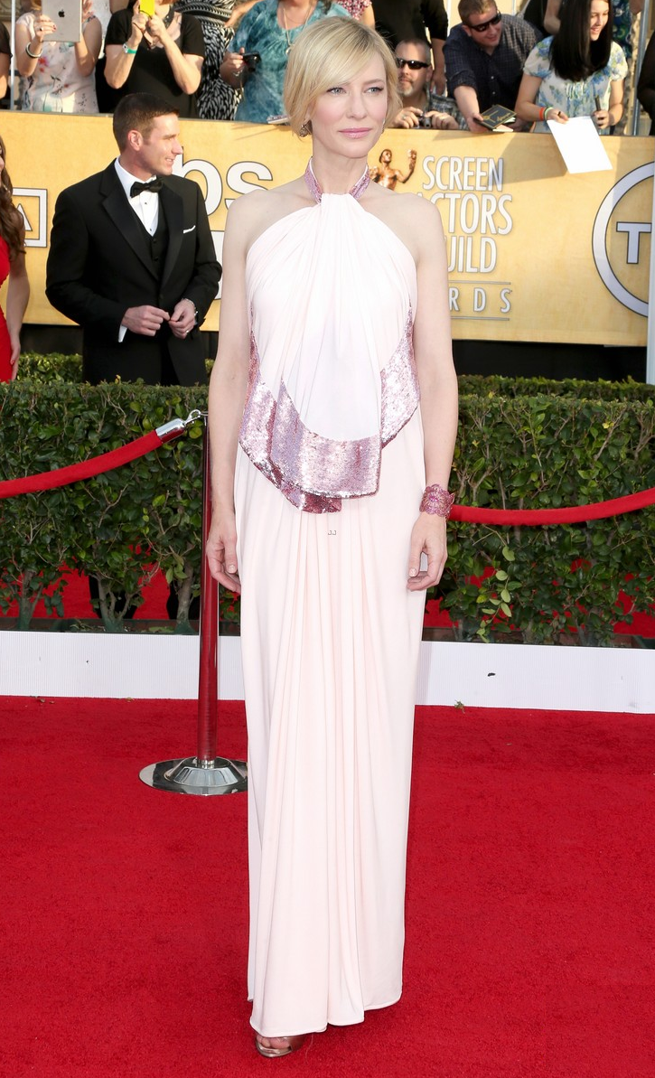 Cate Blanchett in Givenchy - SAG Awards 2014