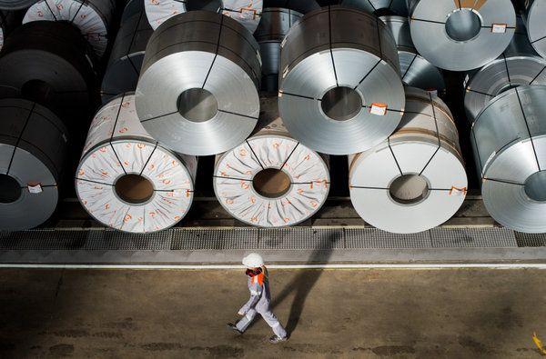 Neue Nachricht: Deutsche Industrie fordert Handels-Abkommen mit ...