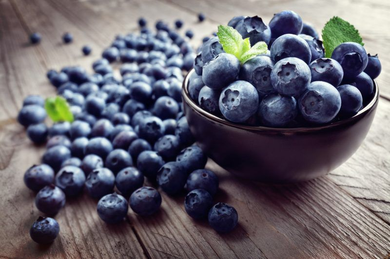 Image result for blue berries help in eczema