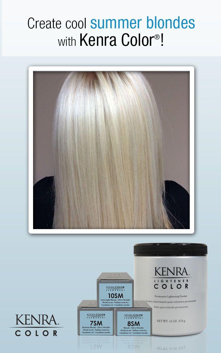 Discover Kenra Color Kenra Color Hair Color Formulas Hair Color Techniques