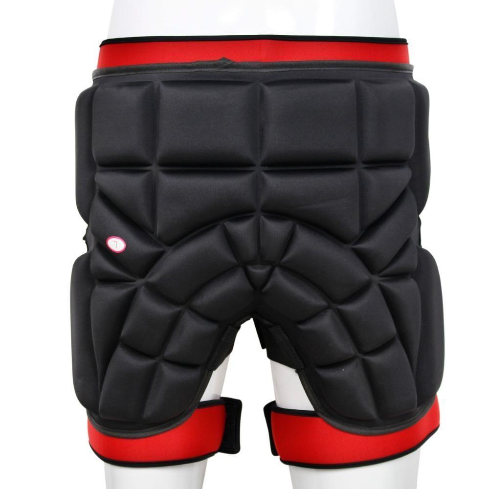 9c7da4d68704 ... Pants Ski Protection Gear. Black Protective Hip Butt Pad Ski Skate Any  for Drop Resistance Padded