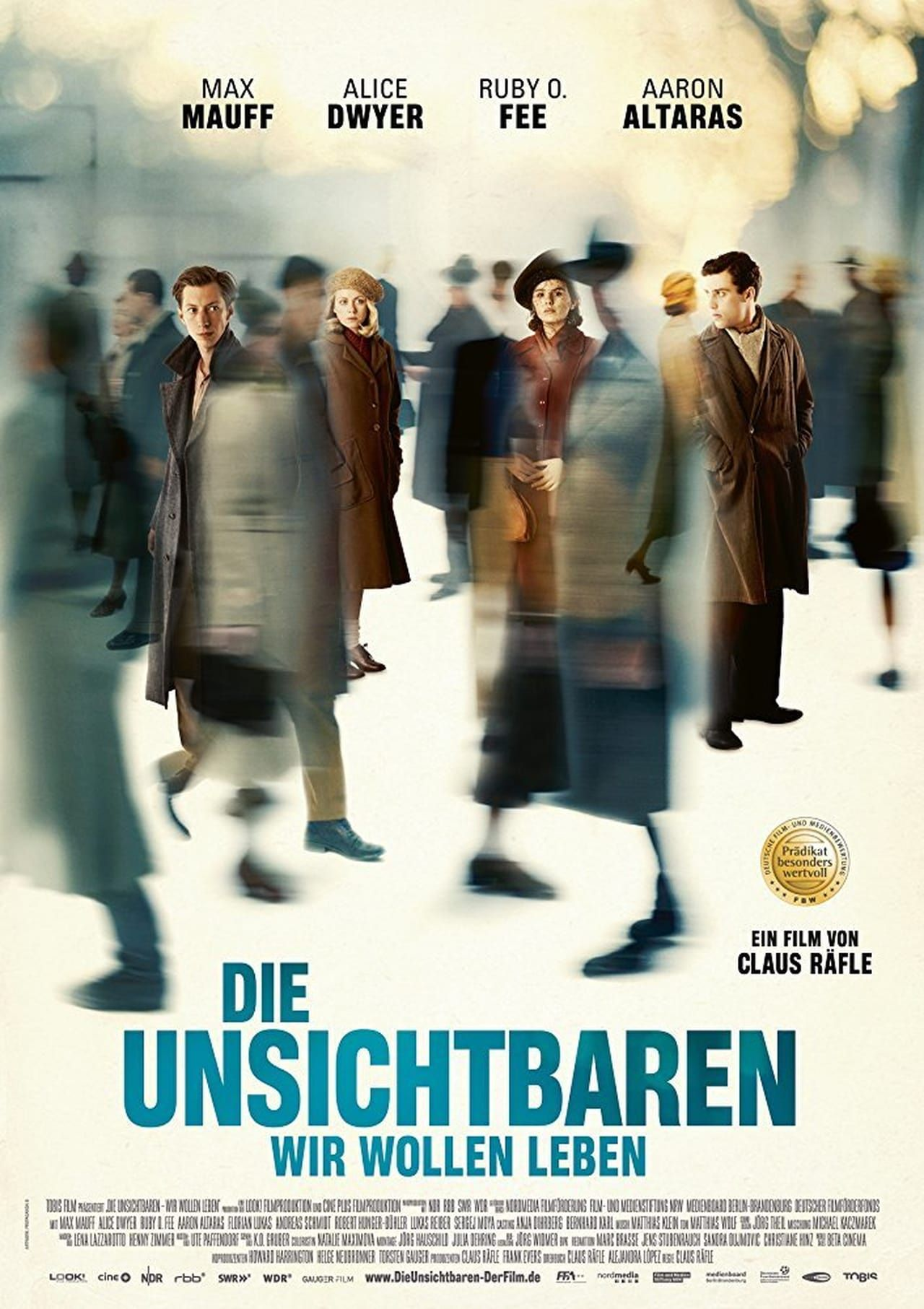Watch The Invisibles FULL MOVIE 'HD'1080p Sub English