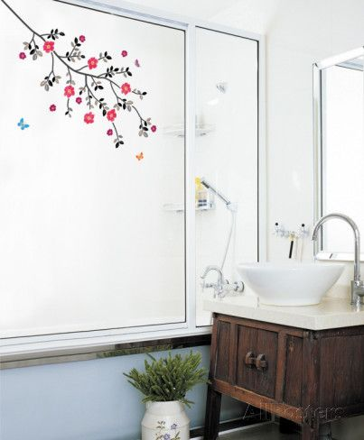 Spring Sapling Wall Decal at AllPosters.com