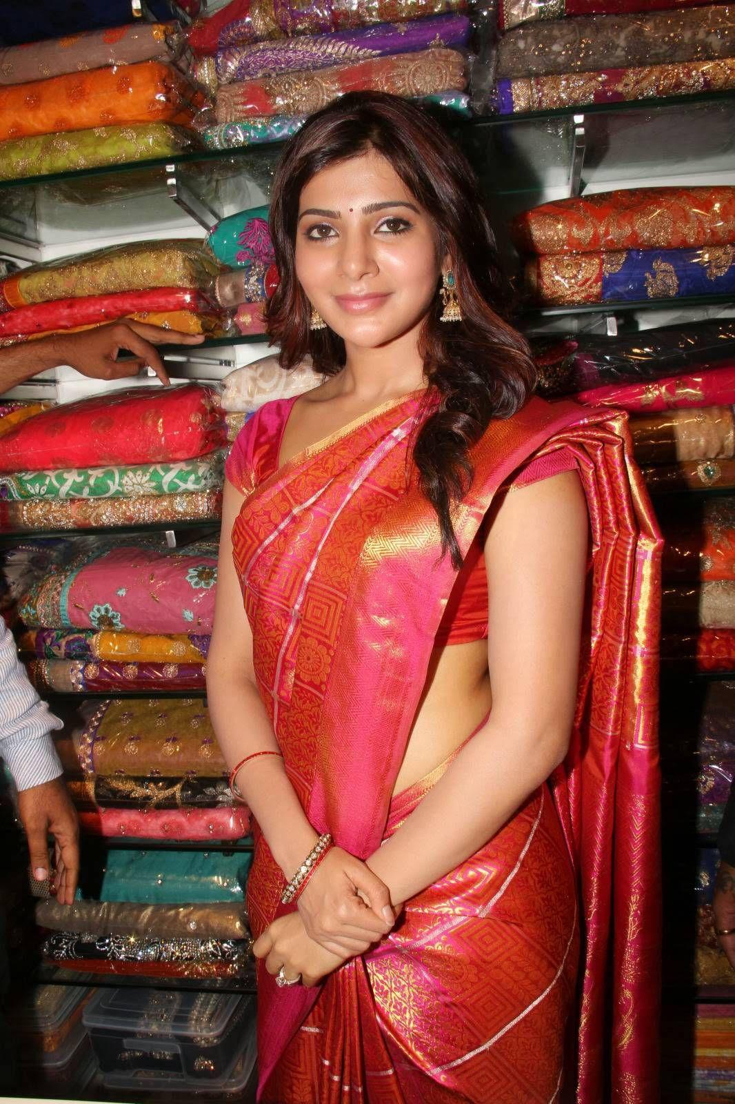 samantha new photo stills in saree photos funrahi | hd wallpapers