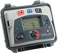 Mit525 Megometro Megger Insulation Resistance Tester Tester Electrical Testers Electronics Components
