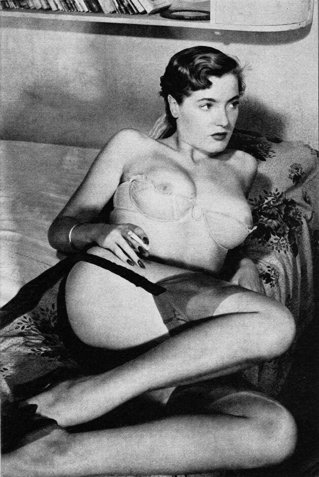 Elaine reynolds vintage nude