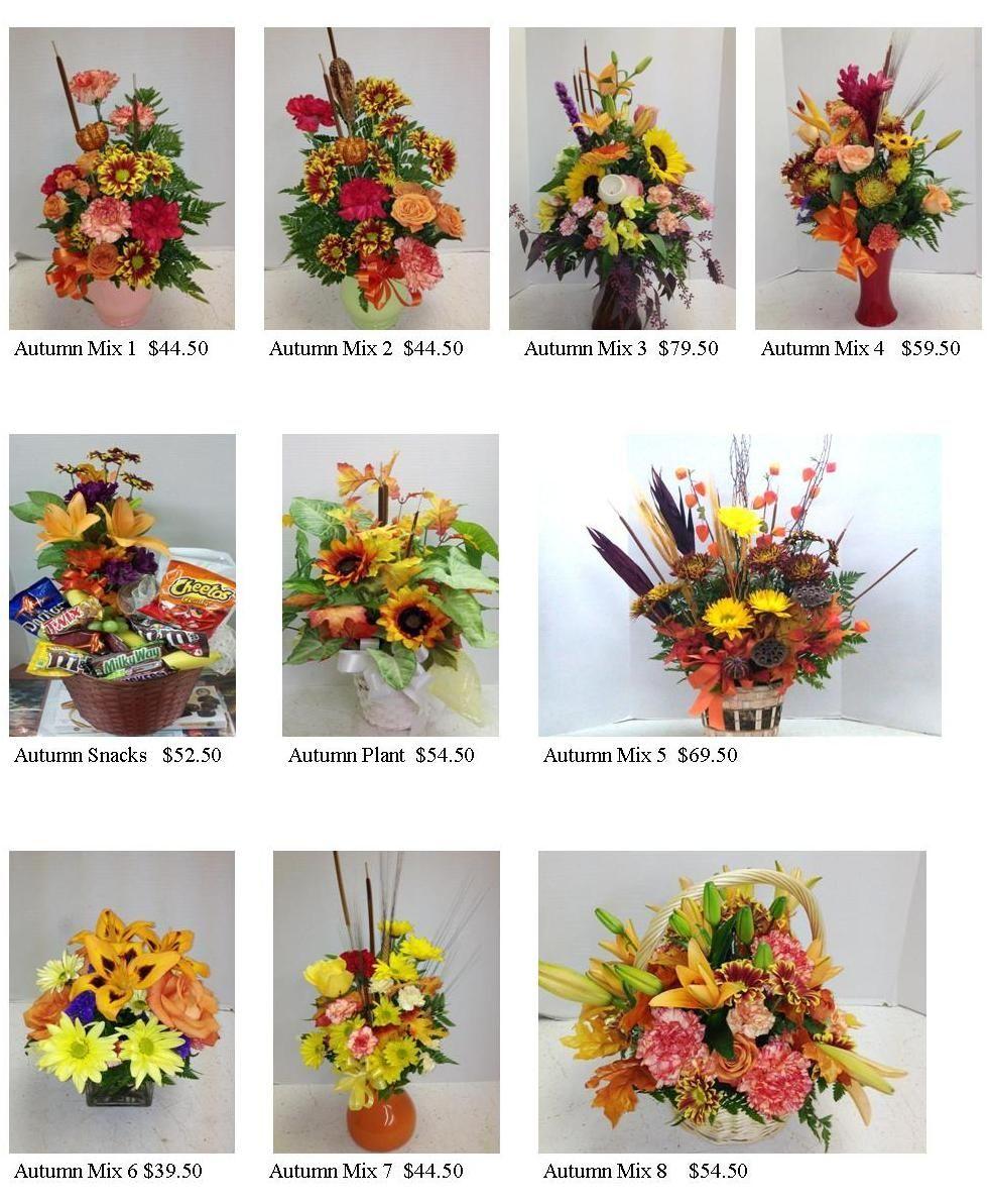 Gift Baskets flowers florist phoenix Gift baskets, Fall