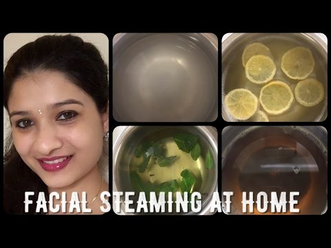 Photo of #6 Beauty tips – Facial Steam cleansing / Facial steaming at…