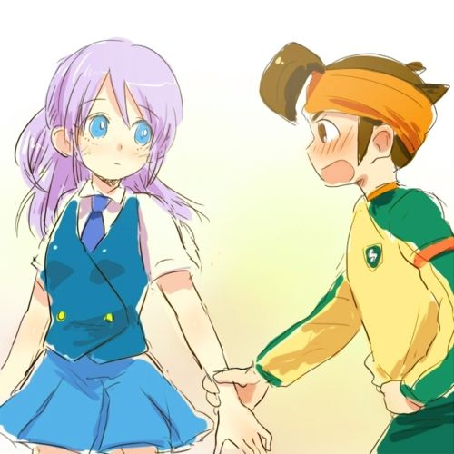 Inazuma Eleven images Mark is about to confess his feeling wallpaper and background photos