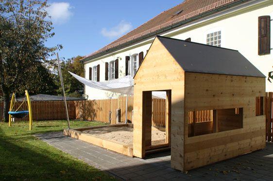 quadrat45° architekten regensburg roding Holzhaus Pinterest