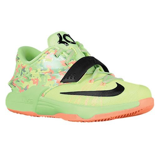 Kevin Durant Shoes, Kd 7, Running Shoes, For Girls, Nike, Kevin O\u0027leary,  Preschool, Socks