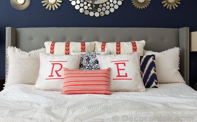 Merveilleux Bring New Life To Your Home With The Addition Of Vibrant And Personalized  Pillows. #homedecor