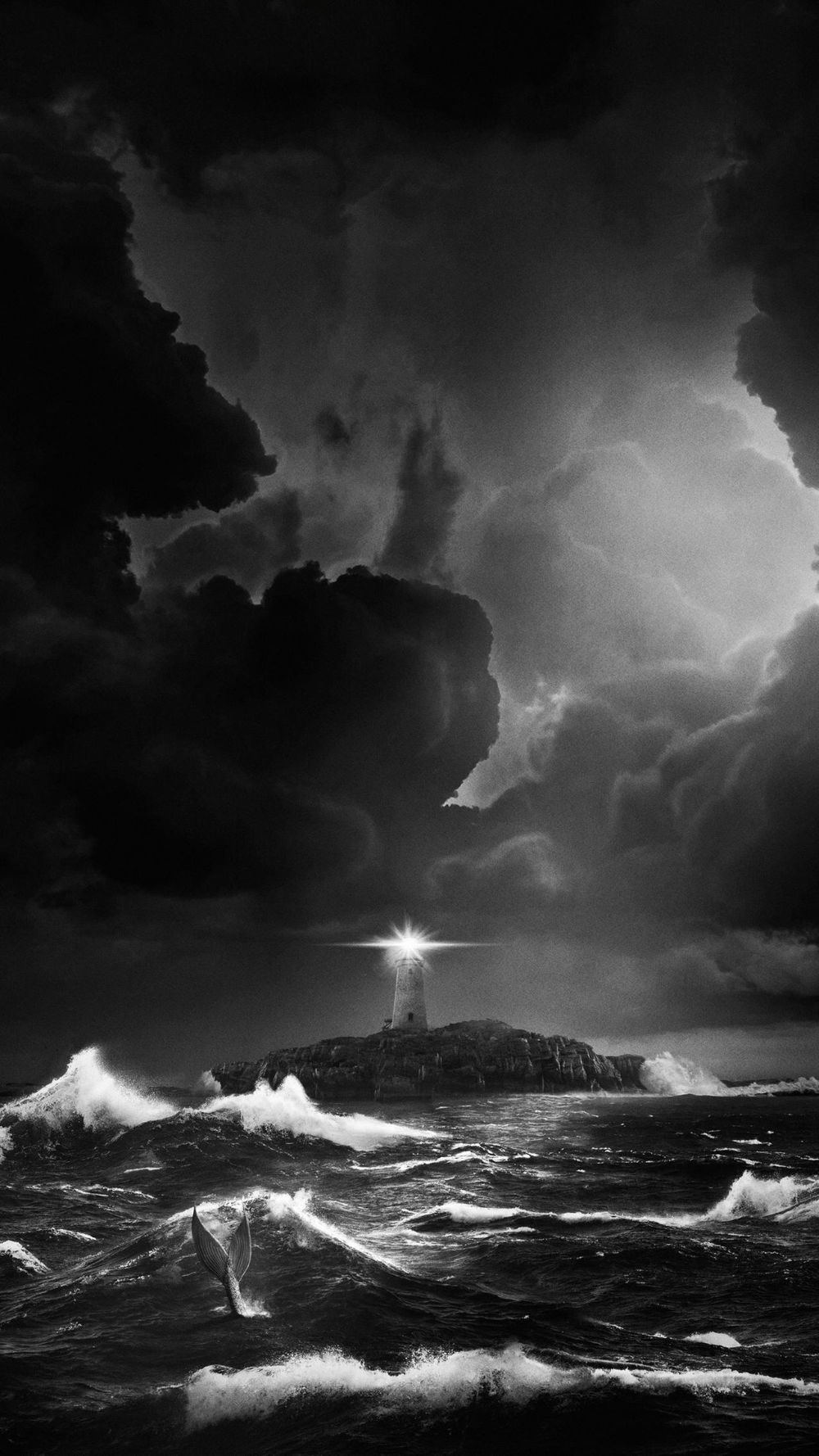The Lighthouse (2019) Phone Wallpaper Moviemania in 2020
