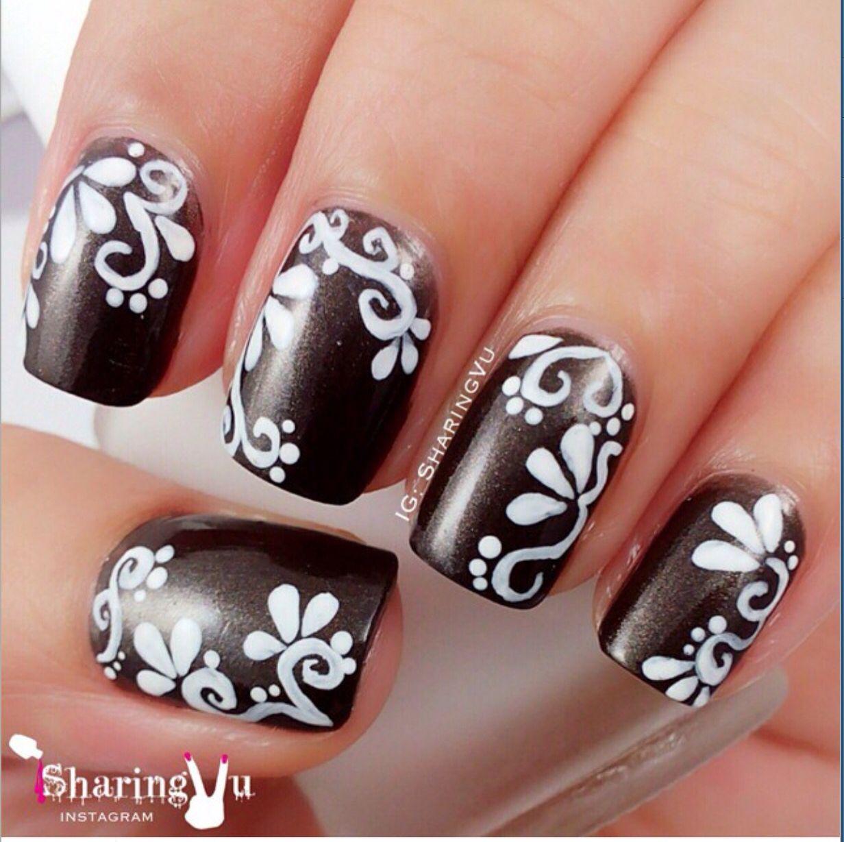 Sharingvu   Nail Art   Pinterest