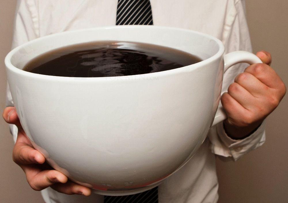 Huge Cup Of Coffee Coffee Crafts Coffee Addict Large Coffee Mugs