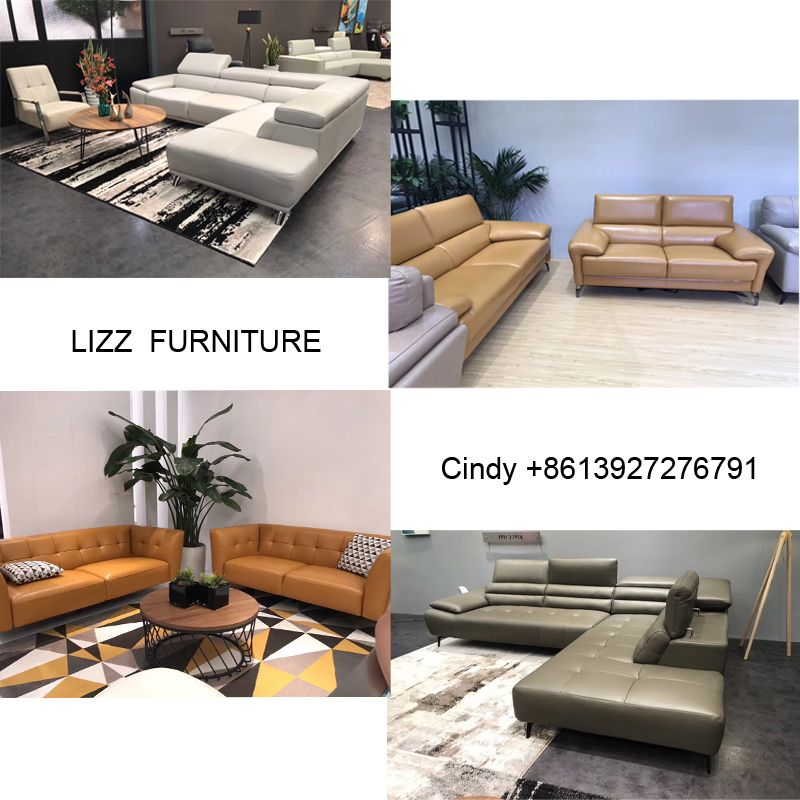 2018 New Types Sofa Set In CIFF(Shanghai),which One Do U Like Better?