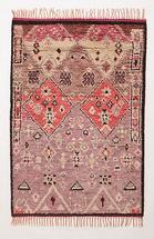stunning wool rug...