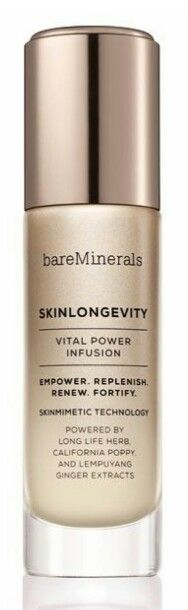 Honestly one of the best things I have ever tried it is so smooth and when used with the new bare minerals cleanser and moisturiser it is perfect for any and all skin types. It leaves your skin feeling supple, smooth, and beautiful. It is like you are glowing from the inside out. I honestly recommend this so highly.