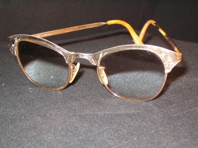 Vintage Eye Glass Frames