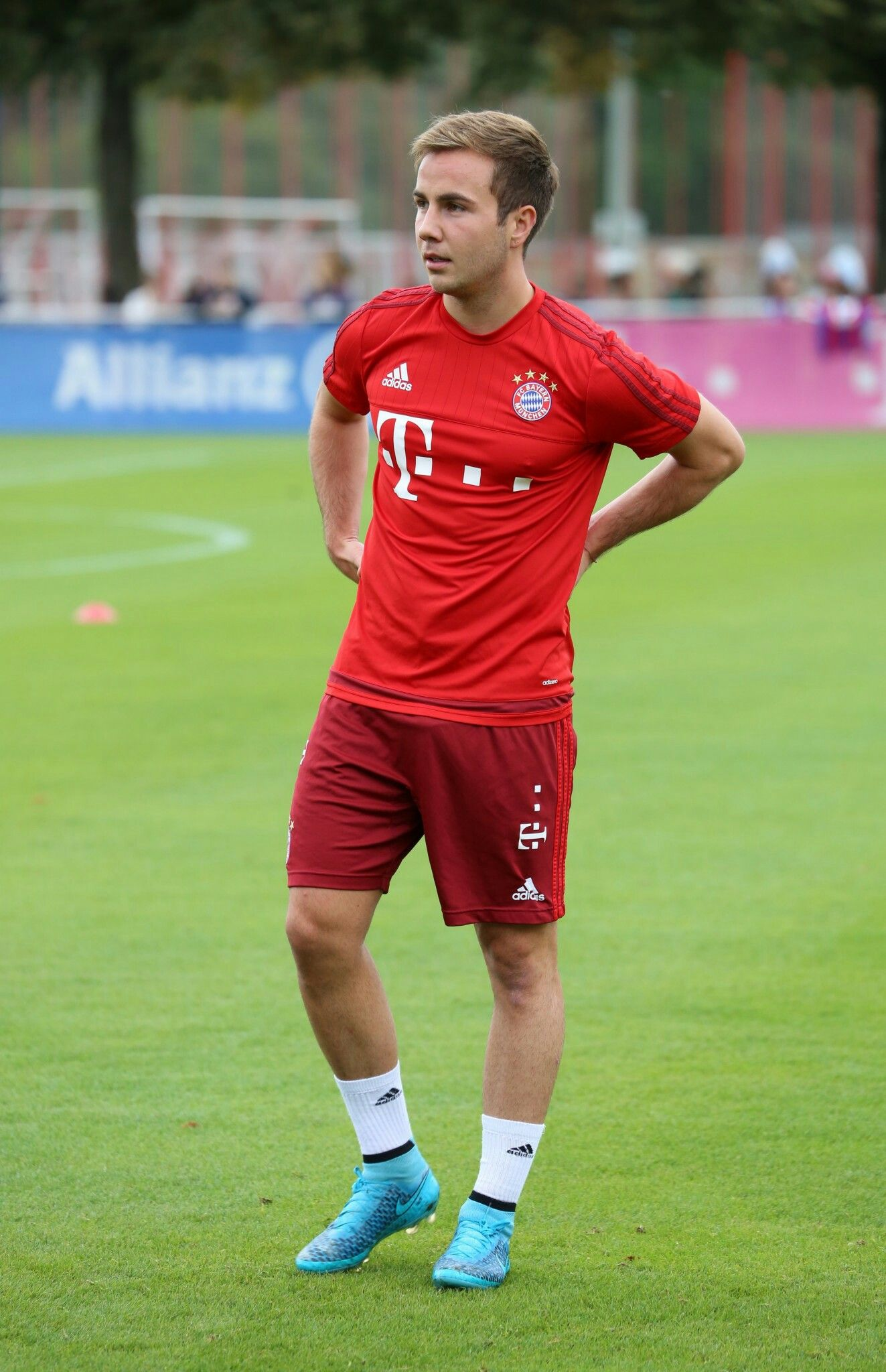 Mario Götze Germany national football team, National
