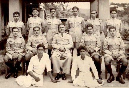 sri lanka police 1940s