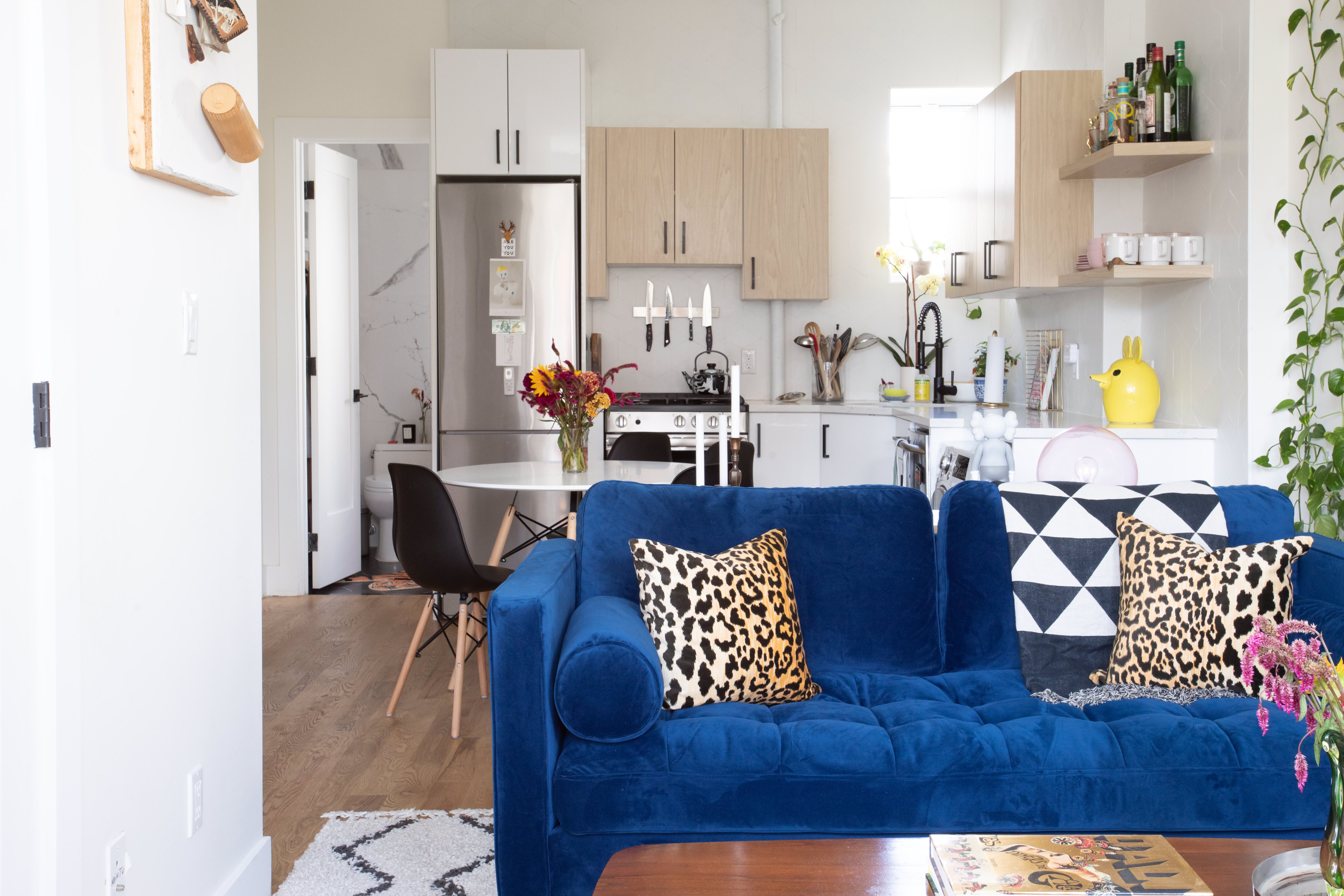 A small brooklyn apartment is a great example of how to