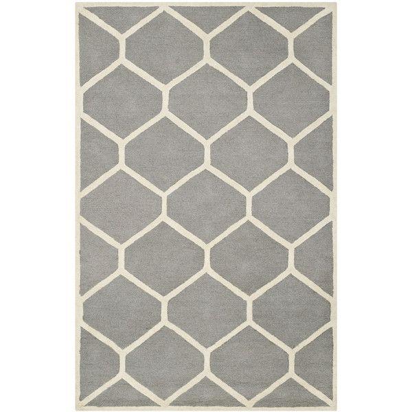 Vlnený koberec Lulu, 121 x 182 cm