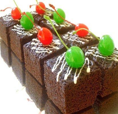 Resep Cara Membuat Brownies Kukus Mudah Kue Bolu Kue Cake Mini